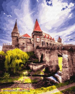 Castelul Corvinilor GX32257