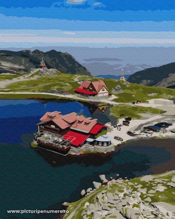 Lacul Bâlea România GX33367