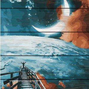 Pictura pe Lemn  GXT30581