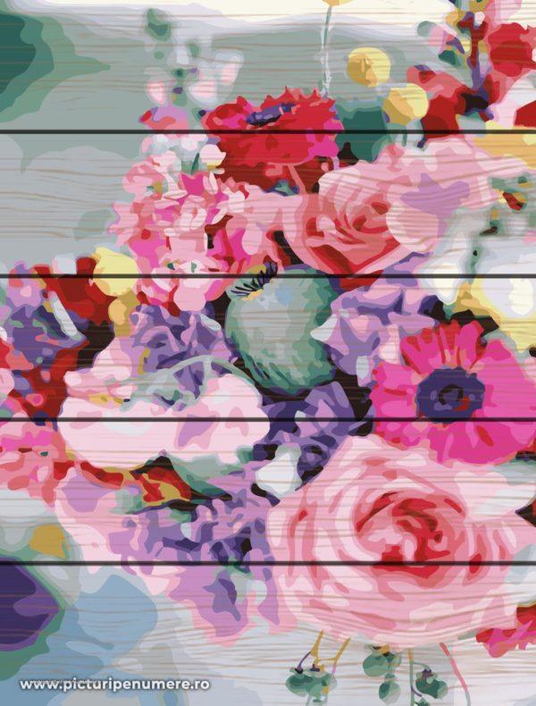 Pictura pe Lemn GXT36605