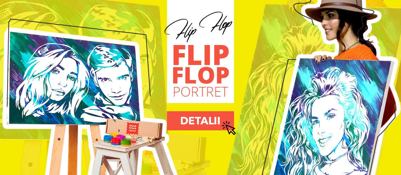 Flip Flop Portret